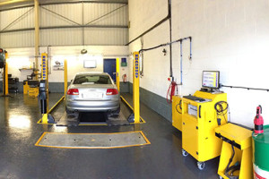 Lytham car Servicing
